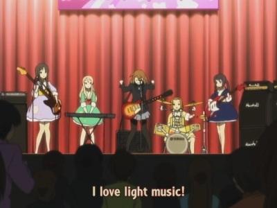 MUSIC CLUB YURI FTW!