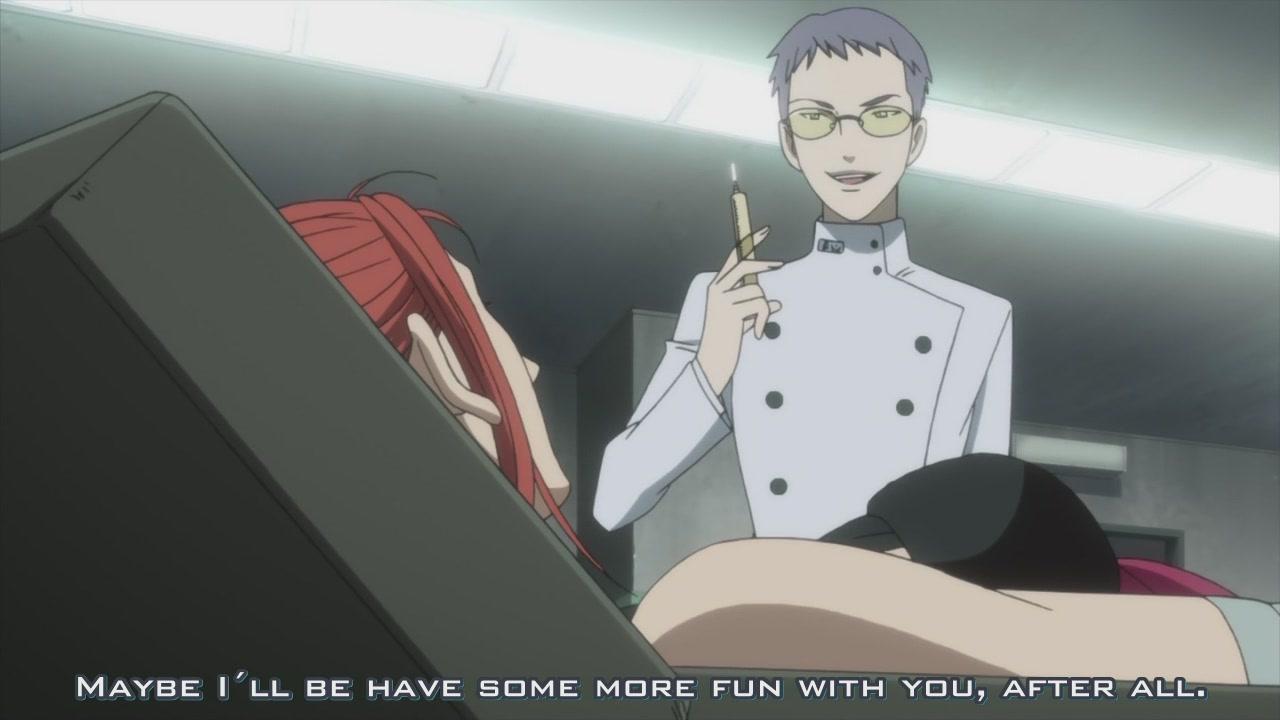 SM Anime for lyokien by rangeranime on DeviantArt
