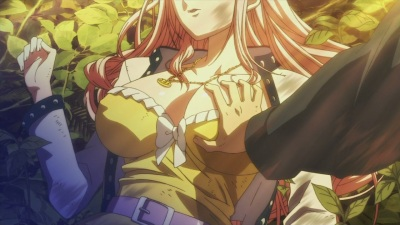 The season of boobs is upon us I suppose.  Thank you, Queen's Blade :p
